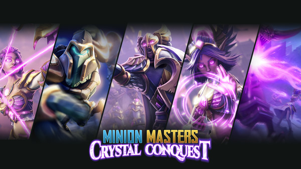 FREE Minion Masters - Crystal Conquest DLC on Steam