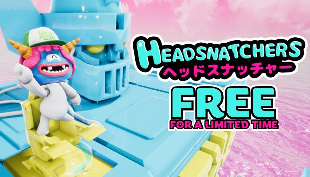 Free Game on Humble Store: Headsnatchers