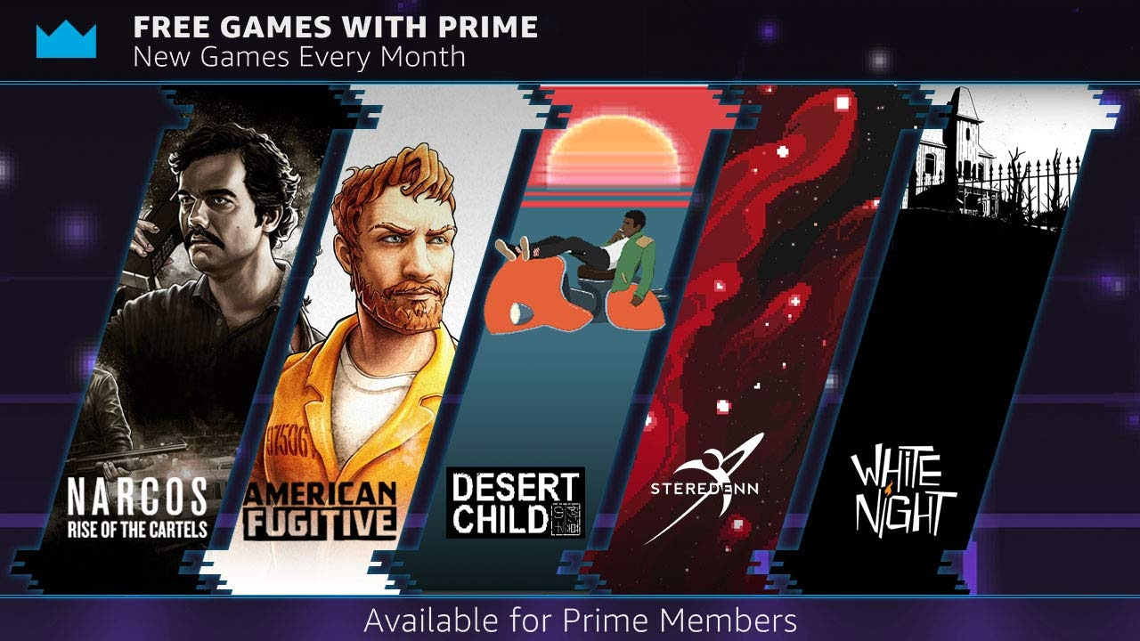 Free games with Twitch Prime for February 2020