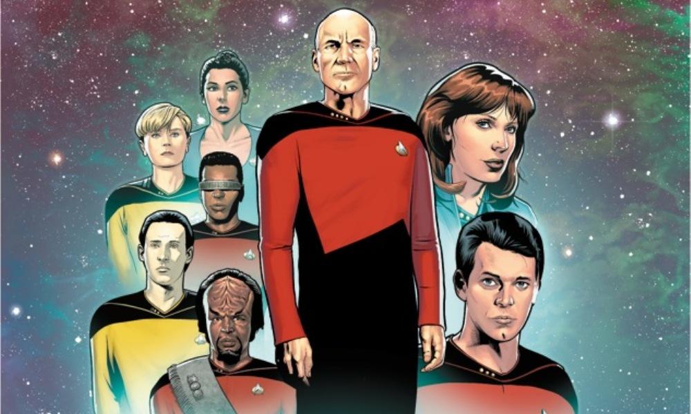 Humble Comics Bundle: Star Trek 2020