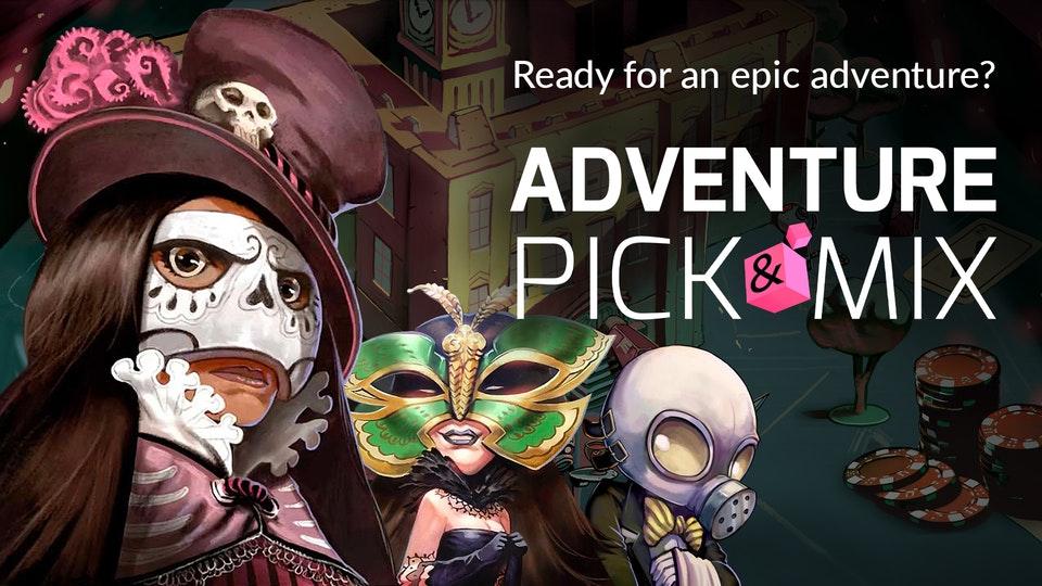 Fanatical Adventure Pick & Mix Bundle