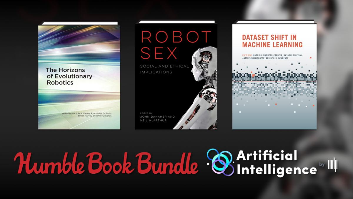 Humble Book Bundle: Artificial Intelligence