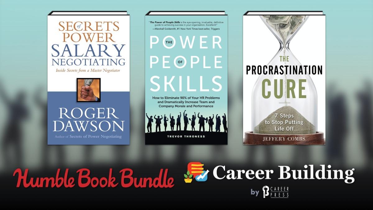 Humble Book Bundle: Career Building by Career Press
