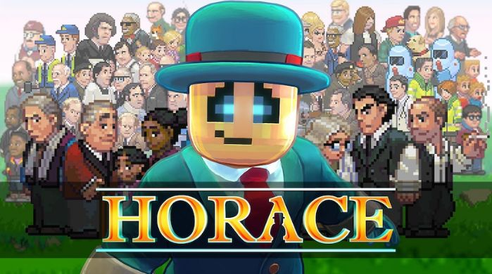 Free Game on Epic Games Store: Horace