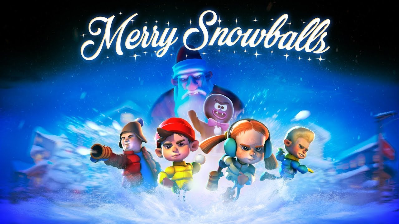 Get Merry Snowballs for free on Steam