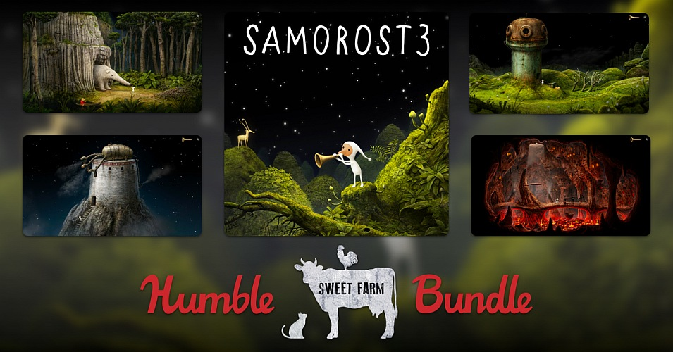 The Humble Sweet Farm Bundle