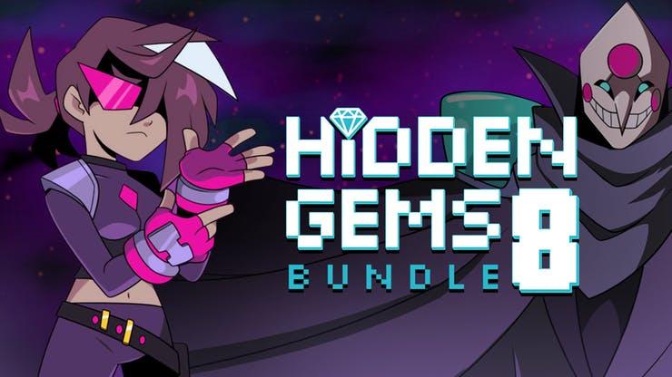 Fanatical Hidden Gems 8 Bundle