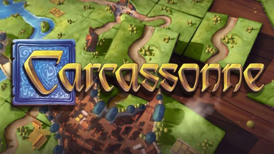 Free Games on Epic Games Store: Carcassonne and Ticket to Ride