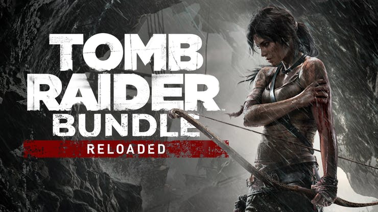 Fanatical Tomb Raider Bundle Reloaded