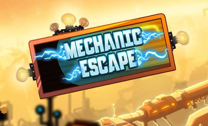 Free game on IndieGala: Mechanic Escape