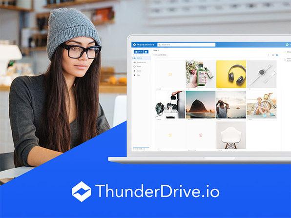 ThunderDrive Cloud Storage Plans: Lifetime Subscription