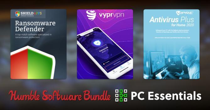 Humble Software Bundle: PC Essentials