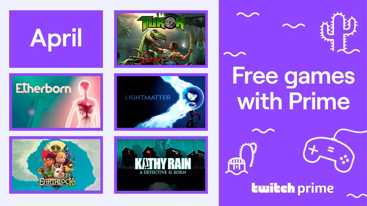 amazon prime free games january 2019