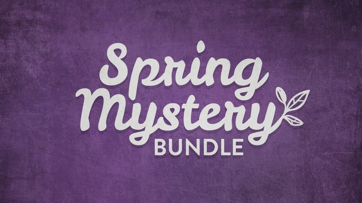 Fanatical Spring Mystery Bundle