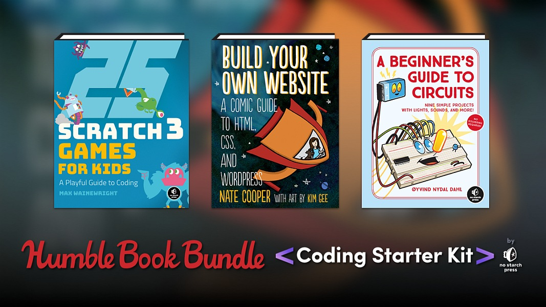 The Humble Book Bundle: Coding Starter Kit
