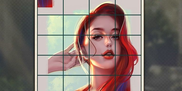 Get Pleasure Puzzle:Portrait for free on Steam for a limited time