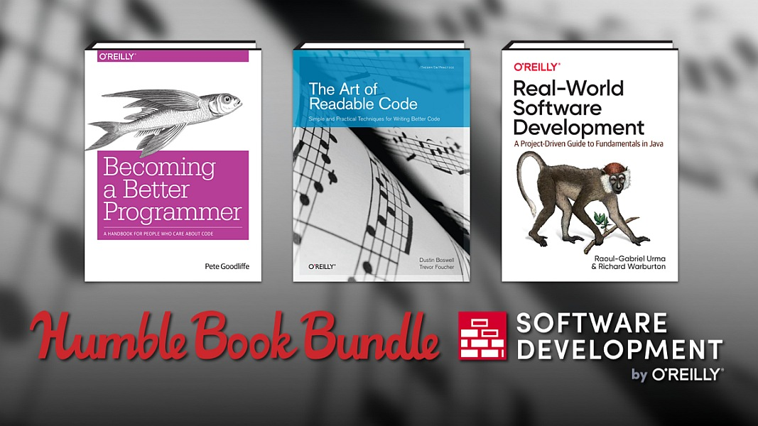 The Humble Book Bundle: Software Development