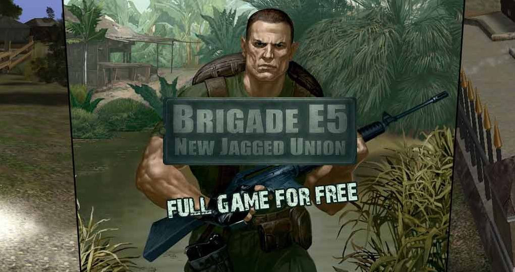 Get Brigade E5: New Jagged Union for free on IndieGala