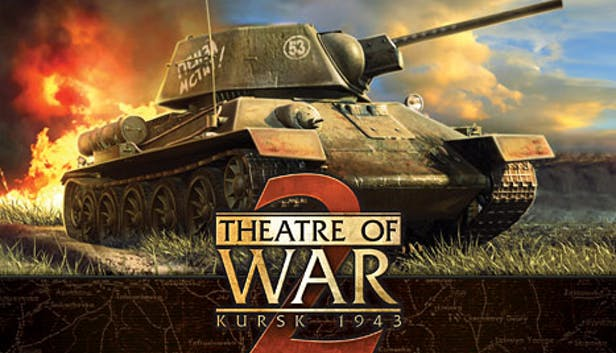 Get Theatre of War 2: Kursk 1943 for free on IndieGala