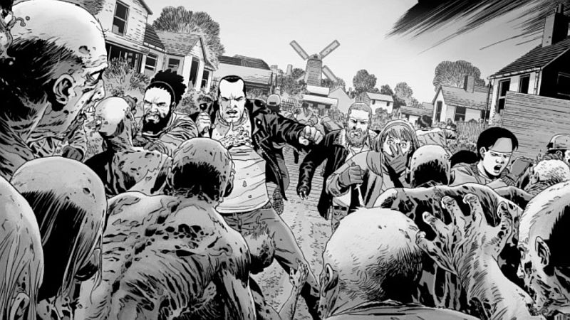 Humble Comics Bundle: The Walking Dead