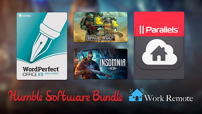 The Humble Game and Software Bundle: Work Remote