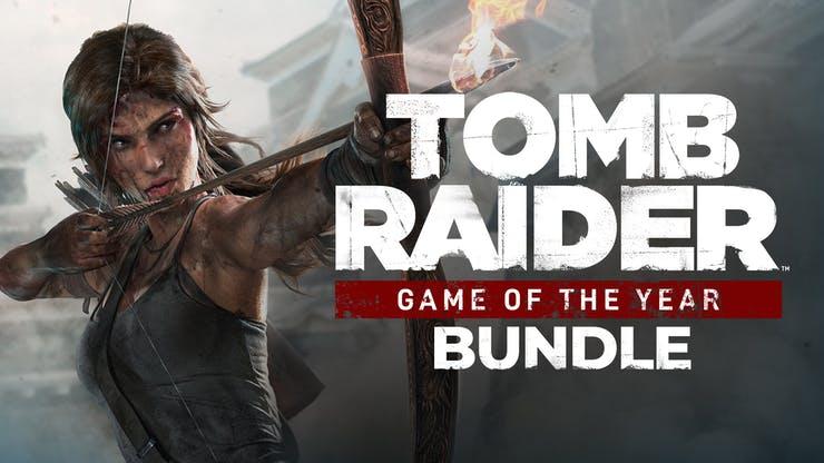 Fanatical Tomb Raider GOTY Bundle