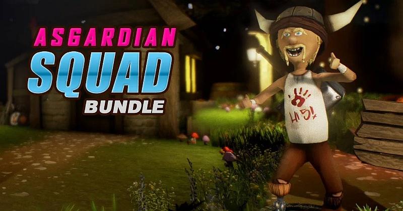 IndieGala Asgardian Squad Bundle