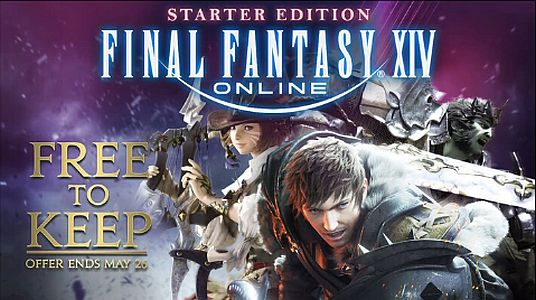 Free on PS4: FINAL FANTASY® XIV Online Starter Edition