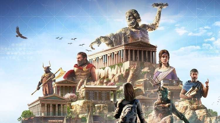 Free Games Discovery Tour By Assassin S Creed Ancient Egypt And Ancient Greece Indie Game Bundles
