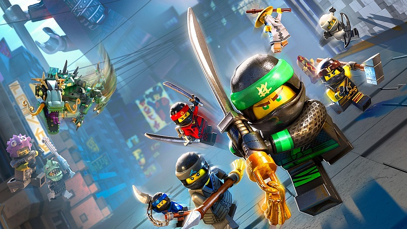 The LEGO NINJAGO Movie Video Game is free on Steam, PS4 and XBOX