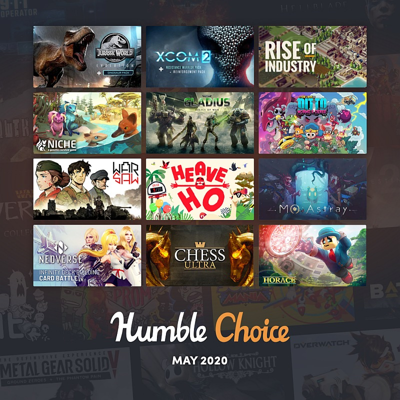 Humble Choice May 2020