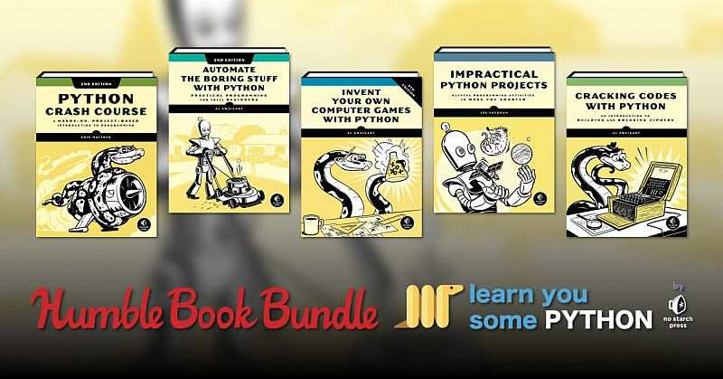 Humble Book Bundle: Learn You Some Python