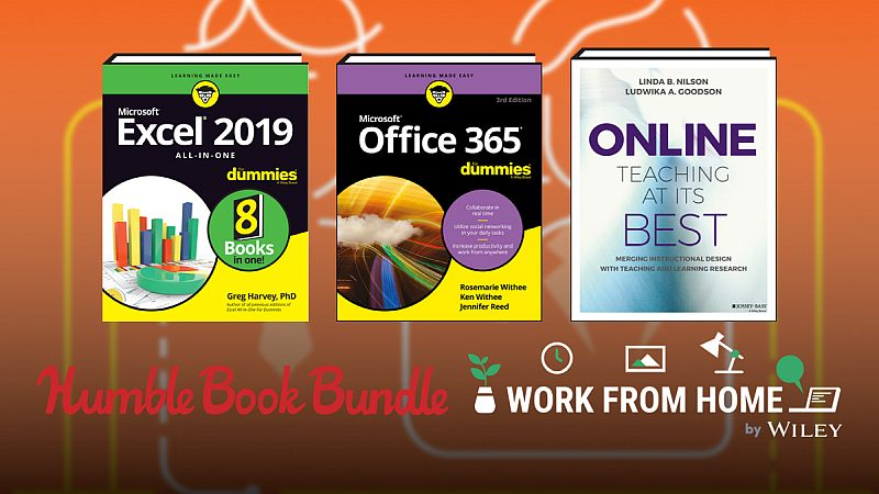 Humble Book Bundle: Work From Home