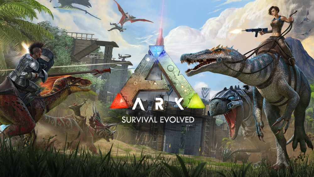 Free Game on Epic Games Store: ARK: Survival Evolved
