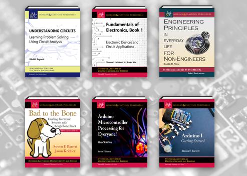 Humble Book Bundle: Circuits & Electronics