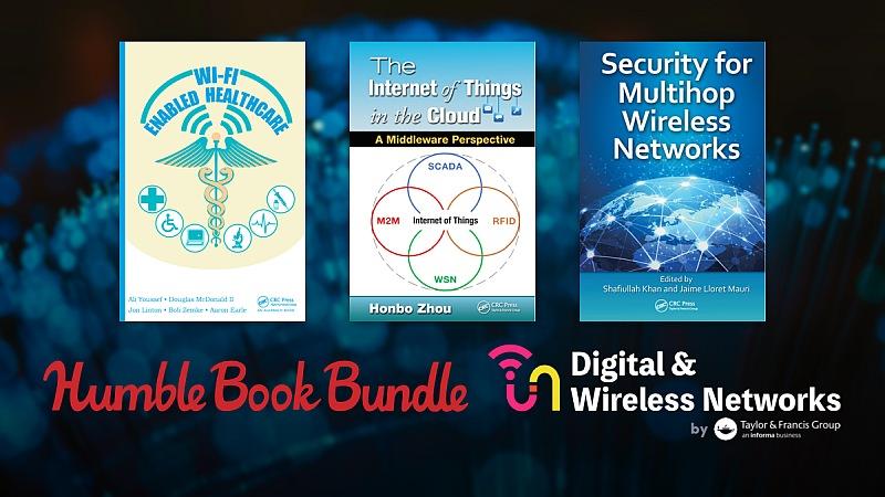 Humble Book Bundle: Digital & Wireless Networks