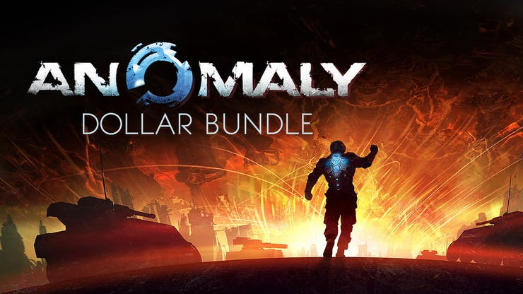 Fanatical Anomaly Complete Bundle