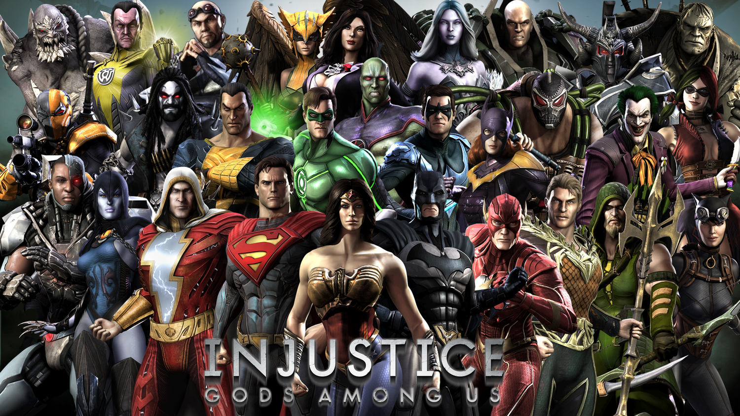 Injustice: Gods Among Us Ultimate Edition is free on Steam, PS4 and XBOX | Indie Game Bundles