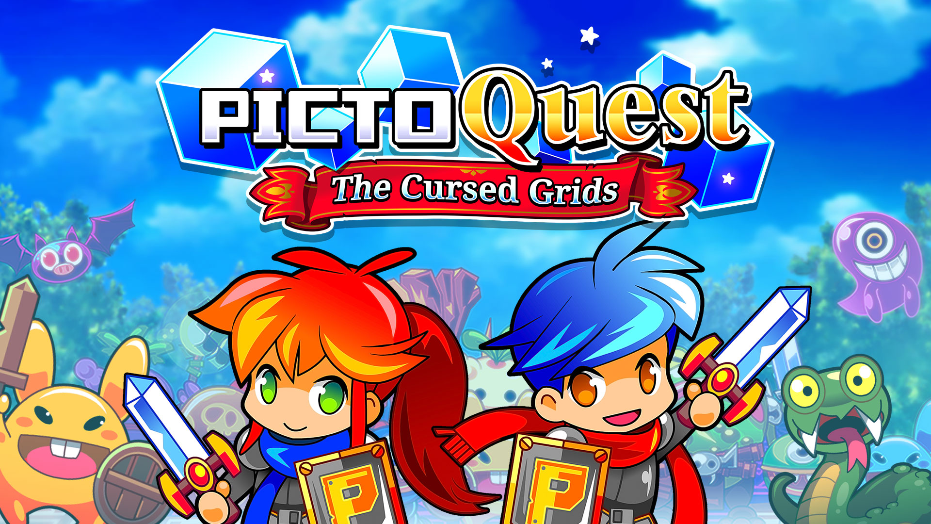 New games on Twitch Prime: Mad Tracks and PictoQuest