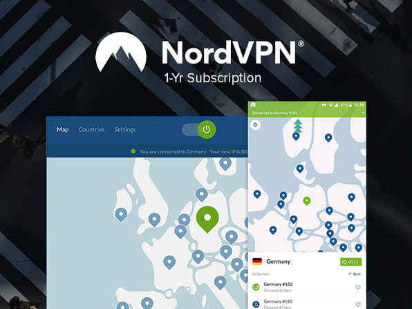 Get secure with NordVPN