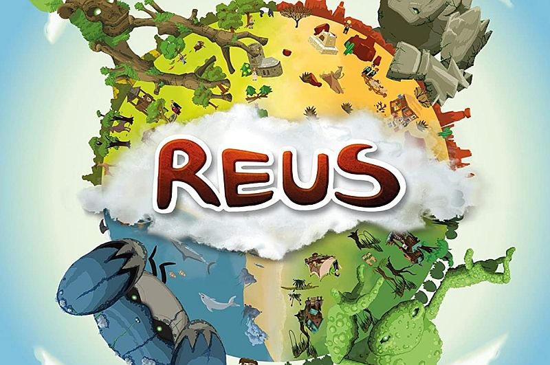New game on Twitch Prime: Reus