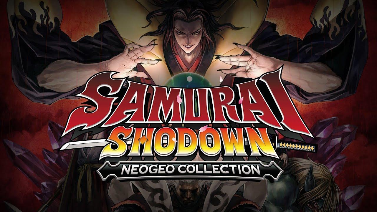 Free Game on Epic Games Store: Samurai Shodown NeoGeo Collection