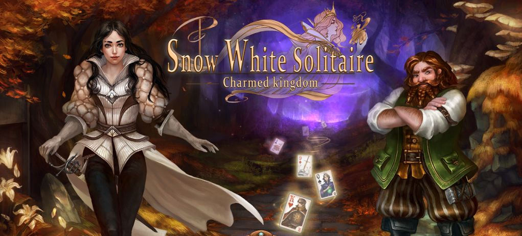 Snow White Solitaire Charmed Kingdom is free on IndieGala