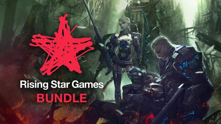 Fanatical Rising Star Games Bundle