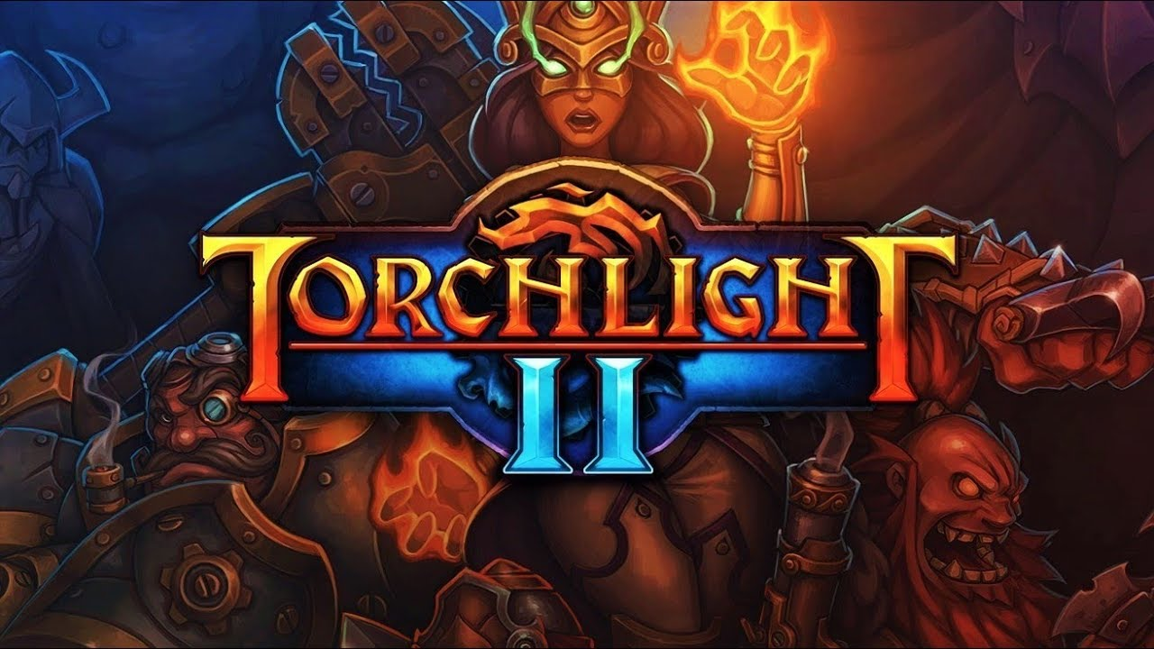 Free Game on Epic Games Store: Torchlight 2