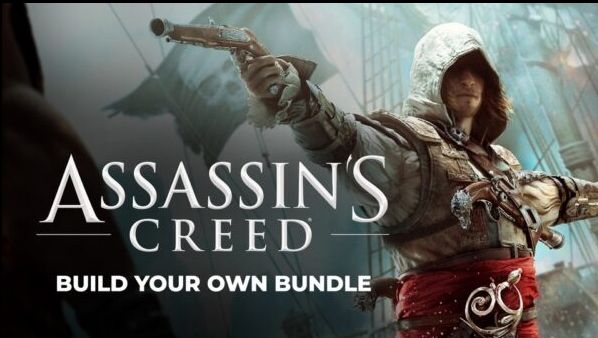 Fanatical Build Your Own Assassin's Creed Bundle