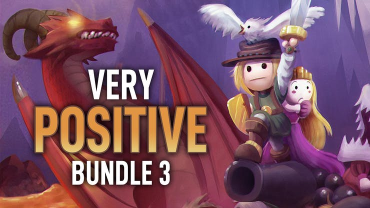 Fanatical Very Positive Bundle 3