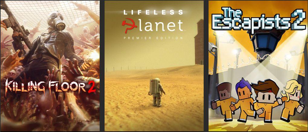 Free on Epic Games Store: Killing Floor 2, Lifeless Planet ...