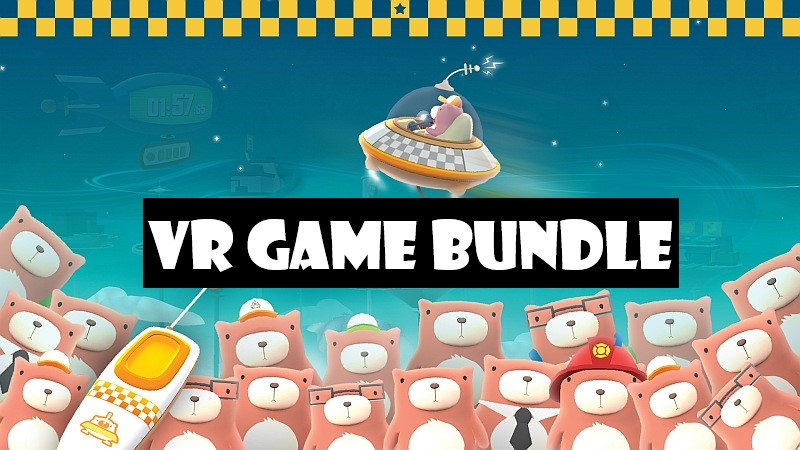 IndieGala Star Odyssey VR Game Bundle