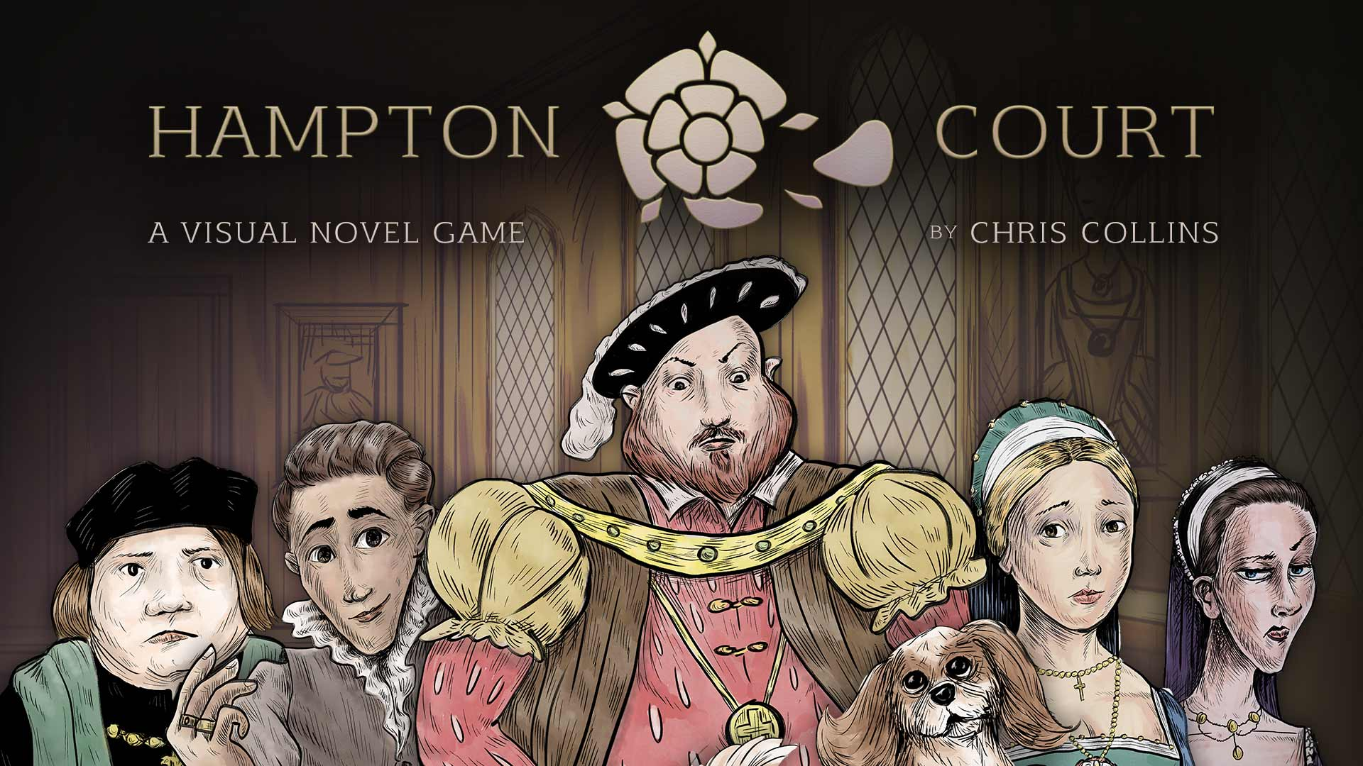 Hampton Court is free over at Itch.io for a limited time